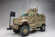 4X4 MRAP MAXX