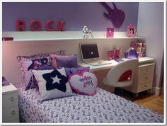 Nueva recamara on pinterest pink bedrooms quartos and for Ideas para pintar una recamara