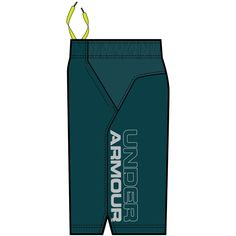 Mic's Body Shop Angebote UNDER ARMOUR HIIT Short - hydro teal XXLIhr QuickBerater