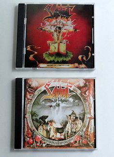 Lot-of-2-Sabbat-History-Of-A-Time-To-Come-and-Dreamweaver-CDs