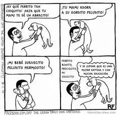 Toda la verdad acerca de vivir con un perro
