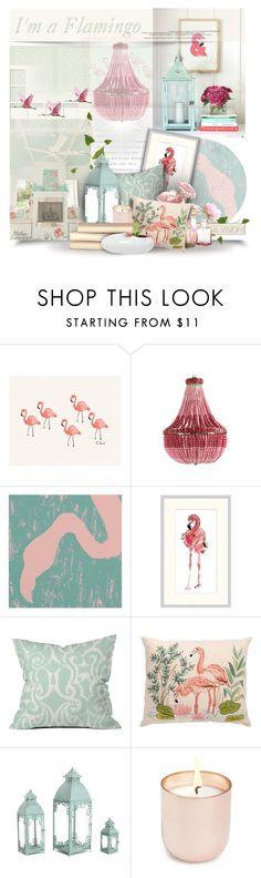 """I'm a Flamingo"" by thewondersoffashion on Polyvore"