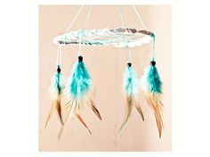 Dream Catcher  Breeze of the Ocean  With Natural by perpetumobile, $19.00