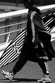 Y-3 2014 Fall/Winter Editorial by ZINE Magazine