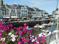 Piriac sur mer petite cite de caractere le port route touristique de loire atlantique guide du tourisme des pays de la loire