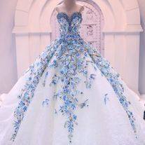 Stunning Bride Dress, Luxury Wedding Dress, Quinceanera Dress ,New Fashion,Party Gown on Luulla Quinceanera Dresses, Prom Dresses, Formal Dresses, Wedding Dresses, Pretty Dresses, Beautiful Dresses, Quince Dresses, Luxury Wedding Dress, Party Gowns
