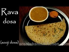 Rava dosa | instant rava dosa mix | crispy rava dosa is with detailed video and photo recipe. Rava dosa is known as रवा डोसा / sooji dosa (सूजी का दोसा) in hindi language and ரவா தோசை in tamil language. Click to know the full recipe.
