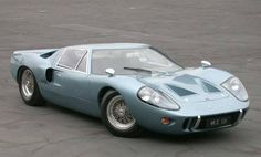 1967 Ford GT40 (MkIII)!!!