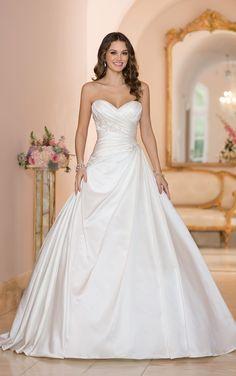 Extravagant Stella York Wedding Dresses. To see more: http://www.modwedding.com/2014/06/25/extravagant-stella-york-wedding-dresses-2/  #wedding #weddings #wedding_dress #WeddingDressesBallGown