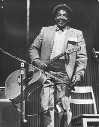 """John Jackson (February 24, 1924 – January 20, 2002) was a Piedmont blues musician; his music did not become primary until his accidental """"discovery"""" by folklorist Chuck Perdue in the 1960s. His easy-swinging guitar and strongly accented singing were first heard outside of his locality on the early 1960s albums for Arhoolie. He visited Europe several times, played at folk festivals, and also recorded for Rounder and Alligator Records."""