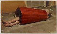 michael-borremans, peinture, portrait, belgium, realisme, velazquez.828 #FredericClad