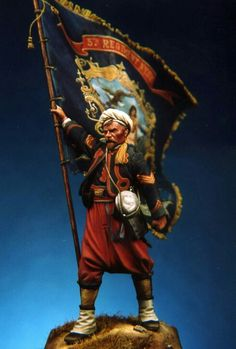 5th New York Zouave 1862 - Bill Horan