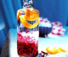 Kirsch-Likör mit Wodka