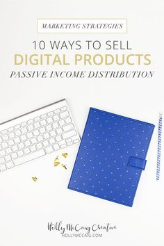 Creating passive income, digital products you can sell, can significantly benefit your business financially, and provide your audience with tools that prove your expertise in your field. Looking for ways to sell digital products?