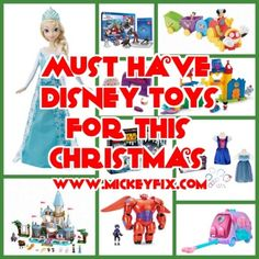 Disney Hot Toys Holiday Gift Guide