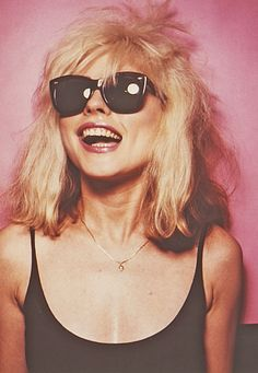 Blondie ~ Debbie Harry