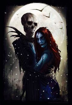 Jack and Sally. I love this one.