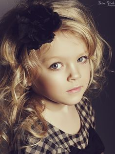 Hmm What Will She Look Like? This Little Girl Is So Beautiful