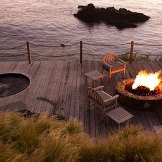 Hot Tub Deck Design Ideas,