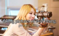 I take pics of everything, anything, and everyone!!!