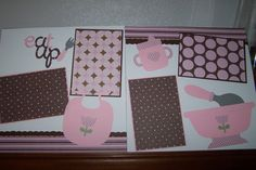 Premade 12 x 12 Layout for Memory Making of by 1OfAKindCrafts, $10.00