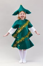 Kids Christmas Tree Costume Christmas Tree Costume Christmas Tree Dress Tree Costume