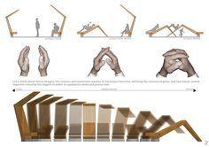 steel design structure movable - Buscar con Google More