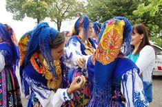 HELDER BARROS: Festa da Senhora d'Agonia - Viana do Castelo, são marcadas por vários acontecimentos, que este ano decorreram entre 20 e 24 de agosto, um dos mais aguardados é o desfile das noivas e mordomas.
