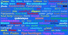 Bon Pasku, Happy Holidays, Fijne Feestdagen  #Curacao #vacation #villabreeze Willemstad, Great Vacations, Breeze, Periodic Table, Villa, Periodic Table Chart, Villas