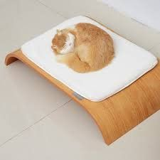Pawhut Cat Bed Kitten Condo Furniture Perch Pet House Play Rest w/Cushion MDF * Details can be found by clicking on the image. (This is an affiliate link) #CatTreeCondo