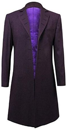 Who Is Doctor Eleventh 11th Dr. Purple Cosplay Costume Ja... https://www.amazon.com/dp/B015M2H53K/ref=cm_sw_r_pi_dp_x_ezd7xbVJE609D
