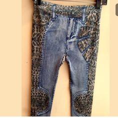 Animal print leggings Brand new pair of leggings. Pants Leggings