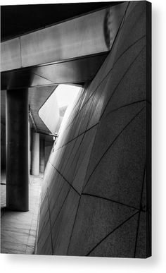 Close up structure of modern building. Acrylic Print by Denys Siryk. All acrylic prints are professionally printed, packaged, and shipped within 3 - 4 business days and delivered ready-to-hang on your wall. Thing 1, Acrylic Sheets, Modern Buildings, Got Print, Clear Acrylic, High Gloss, Close Up, Fine Art America, Artwork