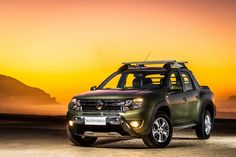 Renault Duster Oroch – Photos