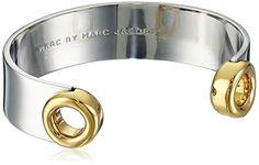 Marc by Marc Jacobs Small Peephole Cuff Bracelet Statement Bracelets, Jewelry Bracelets, Jewellery, Jewelry Accessories, Women Jewelry, Jewelry Boards, Bracelet Making, Costume Jewelry, Marc Jacobs