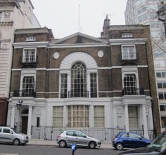 Boodle's, 28 St. James's Street. The second oldest club in the world (after White's), founded in 1762. The building dates from 1775.