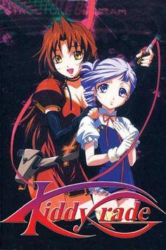 Găsit pe Google de pe kiddygrade.wikia.com Kiddy Grade, Google, Anime, Anime Shows