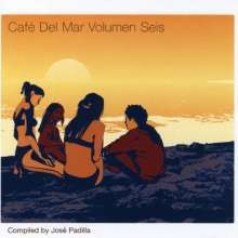 Cafe Del Mar Vol. 6, CD