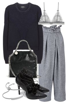 """Untitled #19160"" by florencia95 ❤ liked on Polyvore featuring STELLA McCARTNEY, Isabel Marant, Zara and Monica Vinader"