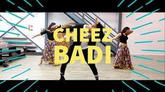 Saffat, Aka_Naach, Karina - Cheez Badi - Bollywood Dance - Bollyshake