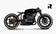 Custom motorcycles, art, surf, skate and good vibes since Motos Bobber, Motos Bmw, Bmw Scrambler, Bobber Bikes, Cool Motorcycles, Bmw Cafe Racer, Custom Cafe Racer, Cafe Racer Build, Bike Bmw