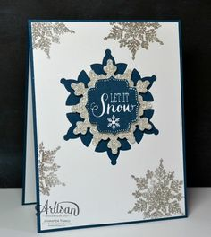 Stampin' Up! Best of Snow Stamp Set