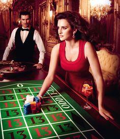 Penelope cruz, la nueva chica Bond. 007.