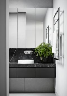 Templestowe - The use of clean lines through this project symbolises precise design executions.