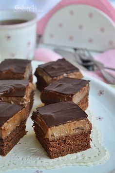 Sweet Recipes, Cake Recipes, Hungarian Desserts, Healthy Freezer Meals, Healthy Cake, Winter Food, Creative Food, Cake Cookies, Good Food