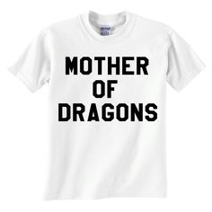 Mother Of Dragons Tshirt  Free Shipping  Mother Of by impulsee