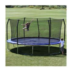 Trampolines-17-x-15-Oval-Trampoline-and-Enclosure-Combo