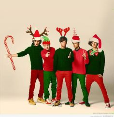One Direction Christmas Wallpaper Image Photo Facts Tumblr – one