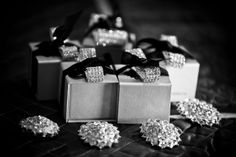 Sagan Banquet Hall Wedding | Reneeta and Marco | Presents! #blackandwhite #weddingphotography ~ http://www.focusproduction.ca/hindu-wedding-at-sagan-banquet-hall/