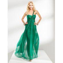 2012 new arrived custom made emerald green prom dresses /evening dr
